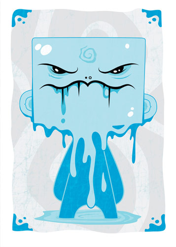 Frozen Empire MADL print