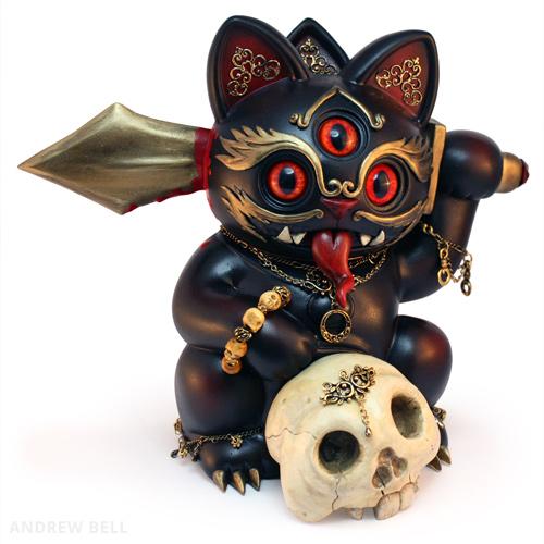 Andew Bell Misfortune Cat