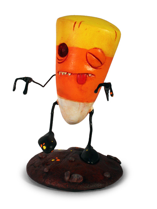 Zombie Candy Corn : Patient 1