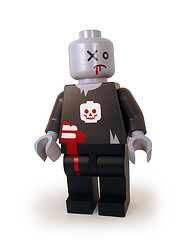 LEGO Zombies (better pics)