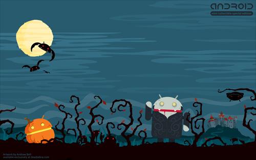 Wallpaper: Power Vampire Android