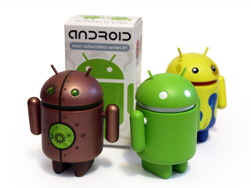 New Shop! Androids back in stock!