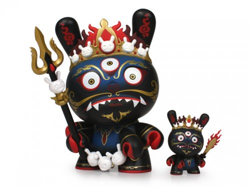 Mahakala Dunny Protection Edition with 3