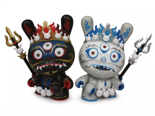Mahakala Dunny Protection Edition with Prosperity Edition