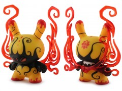 Dunny_DeeperIssues_Yellow_3Quarter_800