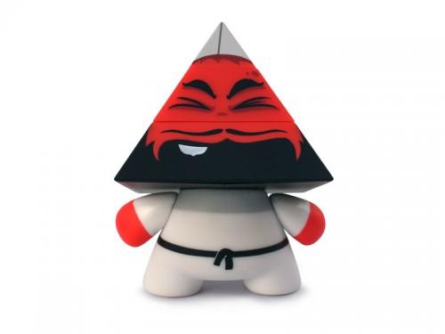 Pyramidun 3″ Dunny