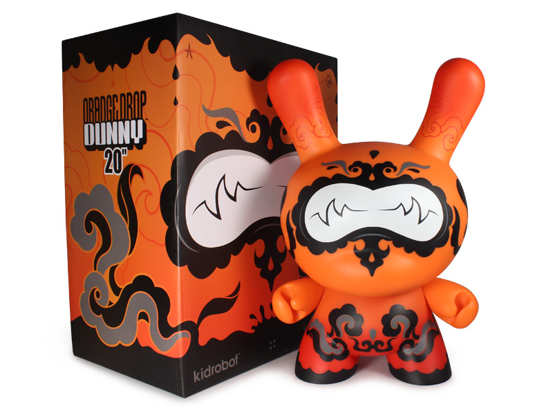 Orange Drop Dunny