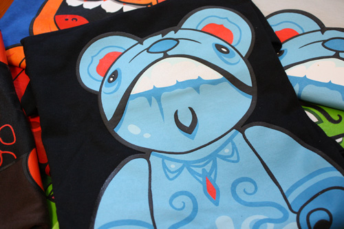 Bhayanak Shirts from OSO