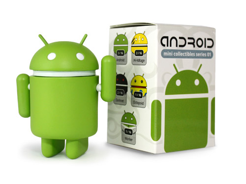 These are the Androids you are looking for…