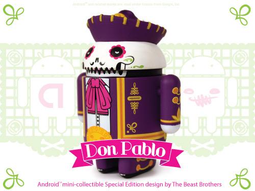 Don Pablo Calaveroid release!